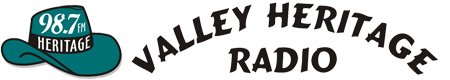 Valley Heritage Radio Inc. Logo