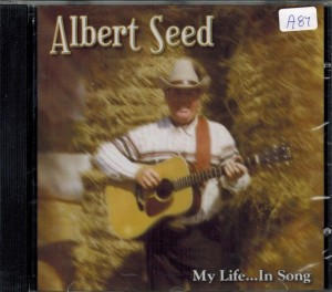 Albert Seed My Life In Song Front
