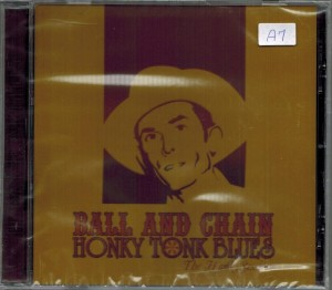 Ball And Chain Honky Tonk Blues Front