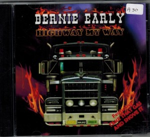 Bernie Early Highway My Way Front