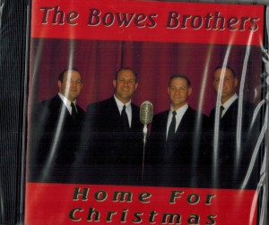 Bowes Brothers Home For Christmas Front