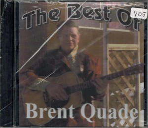 Brent Quade The Best of Front