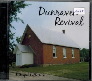 Brian Ostrom & Friends Dunraven Revival Front