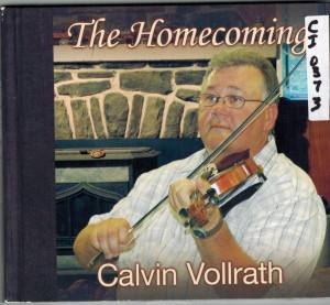 Calvin Vollrath The Homecoming Front