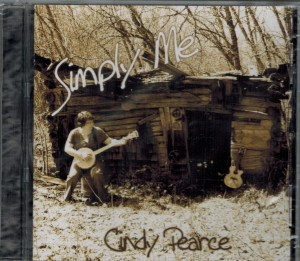 Cindy Pearce Simply Me Front