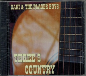 Dani & The Plager Boys Three's Country Front