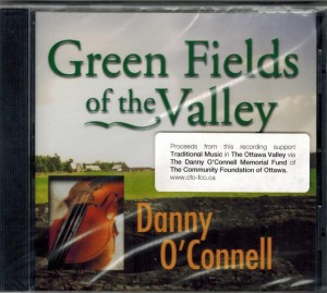 Danny O'Connell Green Fields of The Valley Front