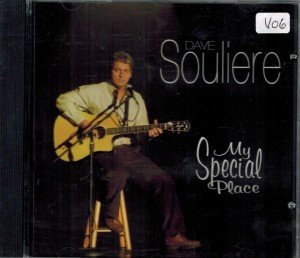 Dave Souliere My Special Place Front