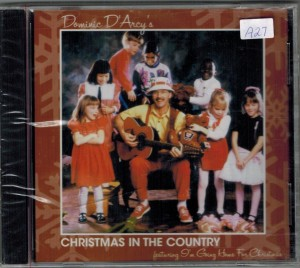 Dominic D'Arcy's Christmas In The Country Front