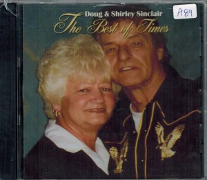 Doug & Shirley Sinclair The Best of Times Front