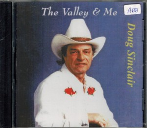 Doug Sinclair The Valley & Me Front