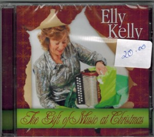 Elly Kelly The Gift of Music At Christmas Front