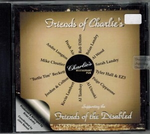 Friends of Charlie's Friends of The Disabled Front