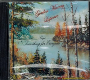 Gorden Murray Lapierre Sings Something For Everyone Front