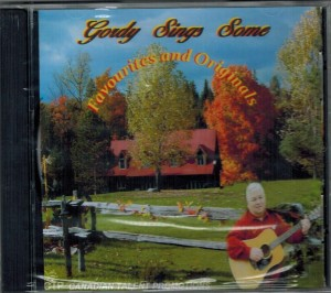 Gordon Murray Lapierre Gordy Sings Some Favourites and Originals Front