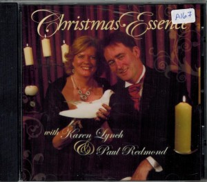 Karen Lynch & Paul Redmond Christmas Essence Front