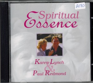 Karen Lynch & Paul Redmond Spiritual Essence Front