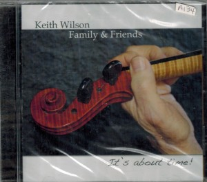 Keith Wilson Family & Friends Front