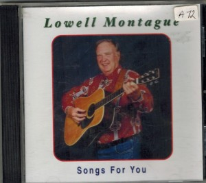 Lowell Montague Songs For You