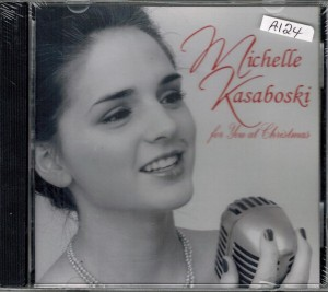 Michelle Kasaboski For You At Christmas Front