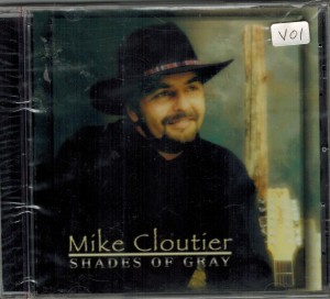 Mike Cloutier Shades Of Gray Front