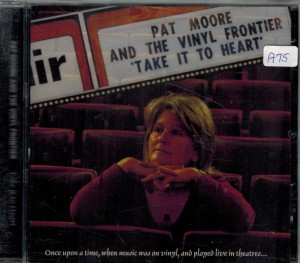 Pat Moore Take It To Heart Front