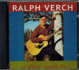 Ralph Verch No Other Would Do Front