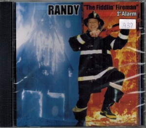 Randy The Fiddling Fireman 1st Alarm Front