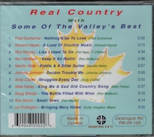 Real Country Some of The Valley's Best Back