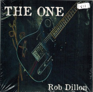 Rob Dillion The One Front