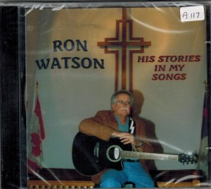 Ron Watson His Stories In My Songs Front