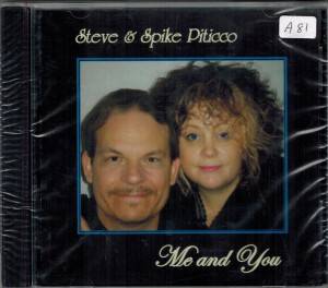 Steve & Spike Piticco Me & You Front