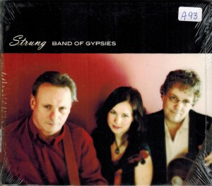 Strung Band of Gypsies Front