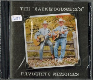 The Backwoodsmen Favourite Memories Front