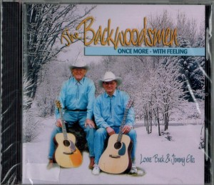 The Backwoodsmen Once More With Feeling Front