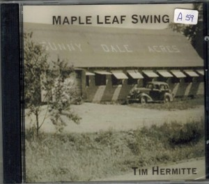 Tim Hermitte Maple Leaf Swing Front