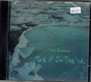 Tom Brennan Mark It On The Ice Front