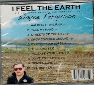 Wayne Ferguson I Feel The Earth Back