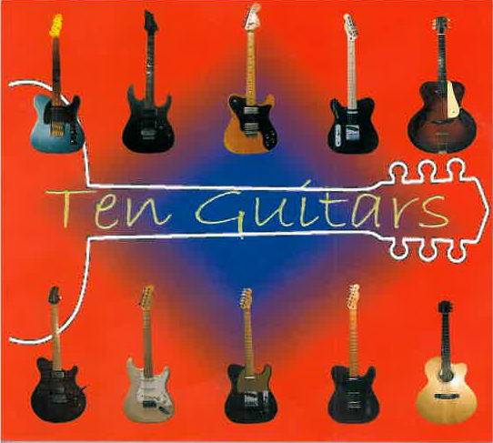 CD - TEN GUITARS