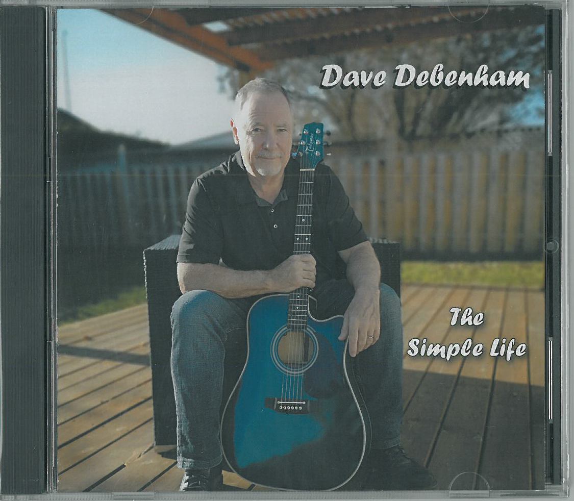 CD-Dave Debenham-The Simple Life
